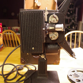 My FIRST auction purchase: Kodascope EE 16mm projector - Cameras