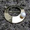 Sarah Coventry Brooch - Space Age