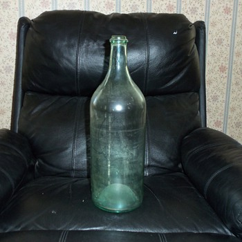Greek Wine or Olive Oil Bottle - Bottles