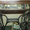 Vintage Singer Pedal Sewing Machine