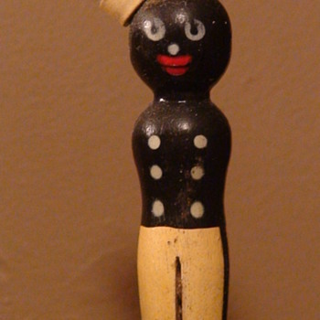 Art Deco Bellhop Clothes Brush