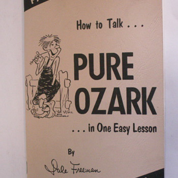 How to Talk Pure Ozark - Books