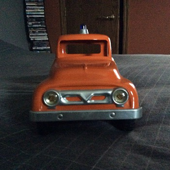 Tonka 1956 pickup - Toys