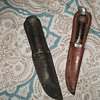 vintage remington and western boy scout knives