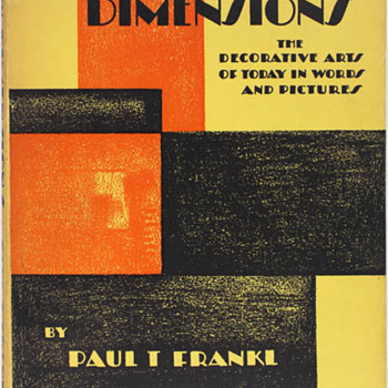 Three Books by Paul T Frankl