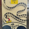 Disney - Silver Screen II - wooden picture