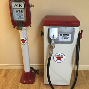 Air meter and gasboy