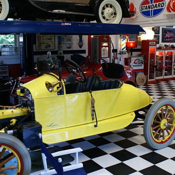 1922 Ford Model T Speedster - Classic Cars