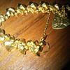 """22k Gold """"Bluebell"""" bracelet"""