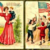 Patriotic Military Series of Postcards