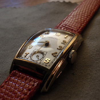 """1944"" Hamilton Alan 10K - Wristwatches"