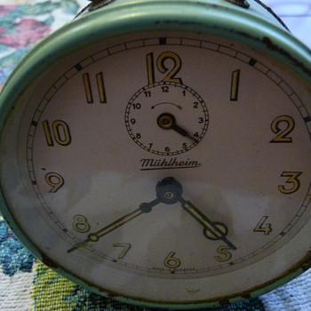 muhlheim clock
