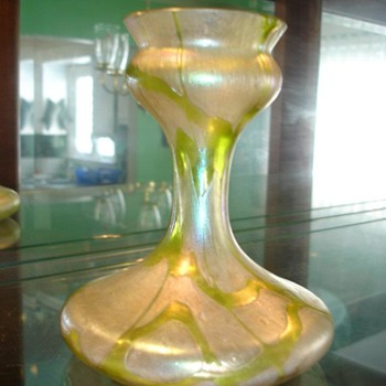 Kralik Pampas Style Vase