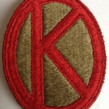 WW2 Era U.S. Military Patch??