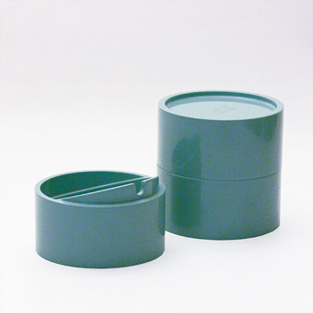 VIS  VIS ashtray set, Alfredo Hberli (1997)  - Tobacciana