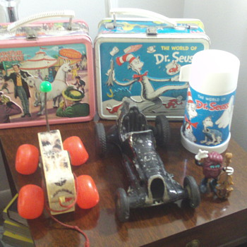 Toys and Lunchboxes