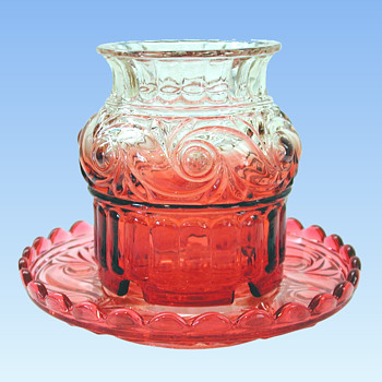 Baccarat Fairy Lamps - Art Glass