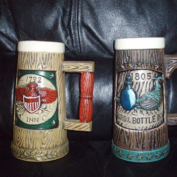 American Mugs - Breweriana