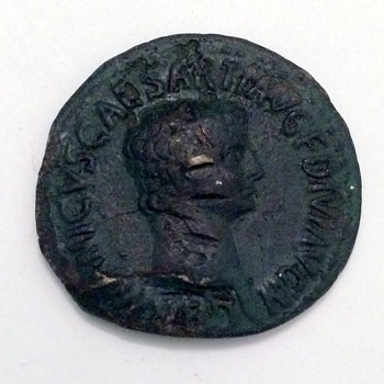Rare Roman Coin of Germanicus