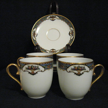 ROSENTHAL   BARVARIA   (8 ITEMS)