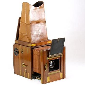 Early SLR camera's