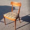 Help identify maker of vintage chair...