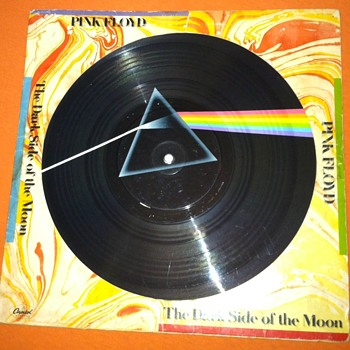 Pink Floyd picture disc. 1982 - Records