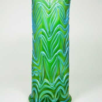 Loetz Crete Formosa ca. 1902 - Art Glass
