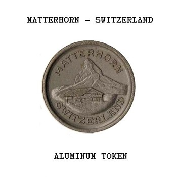 """Matterhorn - Switzerland"" Token - World Coins"