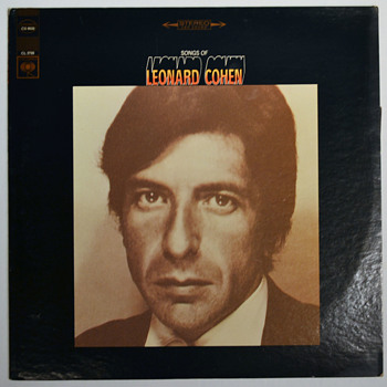 LEONARD COHEN - The Songs of... - Records