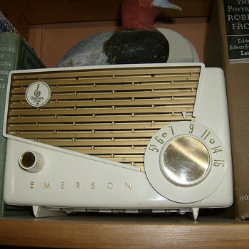 Emerson Tube Radio