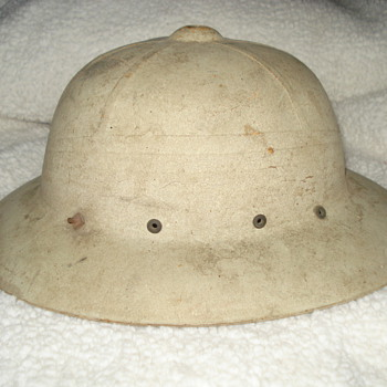 MILITARY HAT - Military and Wartime