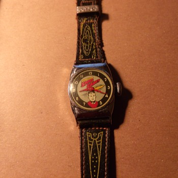 "Tom Corbett ""Space Cadet"" Wrist Watch - Wristwatches"