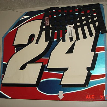Jeff Gordon Sheetmetal Nascar - Model Cars