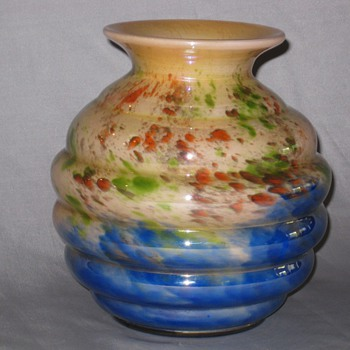 Kralik vases - Art Glass