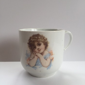 Large Porcelain Mug Mystery - Kitchen