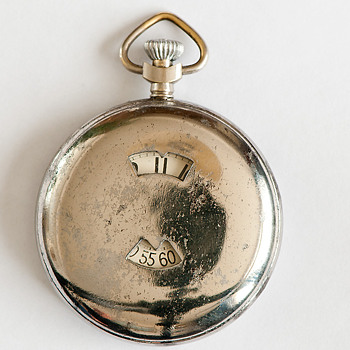 Digital pocket watch ± 1920