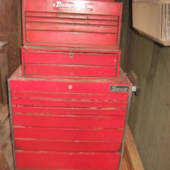 Snap-on Tool Box set