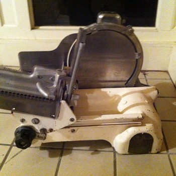 US Slicing Machine (Berkel) Meat Slicer