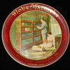 Globe Wernicke Advertising Tray