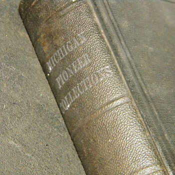 Michigan Pioneer Collections Vol. X; Ashland, Newaygo Co.; 1888 - Books