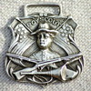 Vintage Sterling Silver Boy Scout Watch Fob