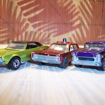 67 Camaro, Fire Chief Cruiser & Classic Nomad