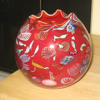 Another cool piece of glass - Art Glass