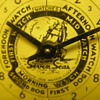 Seven Seas Pocket Watch by Nautical Clock Co.