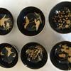 Lacquer bowls