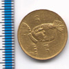 Gold Persian Coin