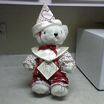 GORHAM VALENTINO BEAR 1986