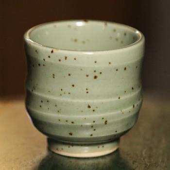 Very nice and tiny sake cup - Asian