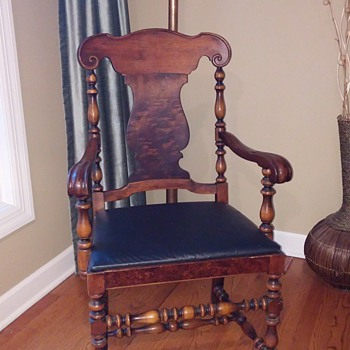 Yard Sale Chair - Anyone know anything about this type of chair?
